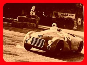 Ferrari 125S Cortese GP Roma