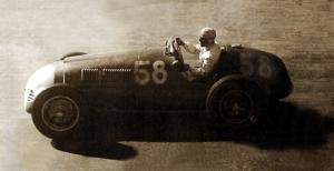 1948 Ferrari 125 GP [Chasis 02C] 58 de Julio González Pola. IX GP PEÑA RHIN [DNF] (31-10-48)