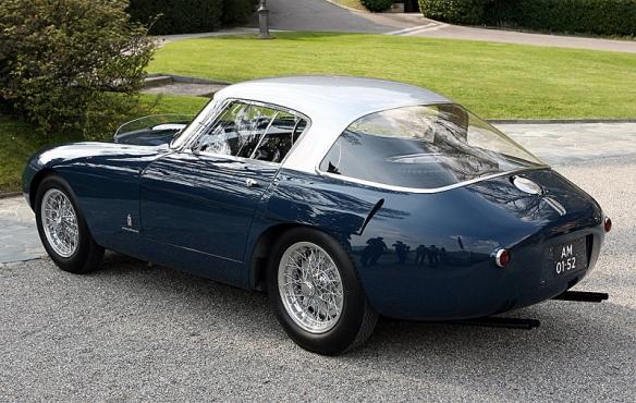 1953 Ferrari 166 MM Berlinetta Pinin Farina 0356M  Villa dEste 2006