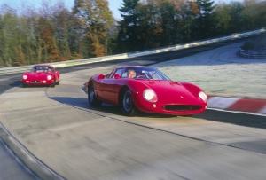 250 LM y 250 GTO. Nurburgring