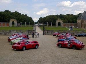 Reunión Ferrari 250 GTO
