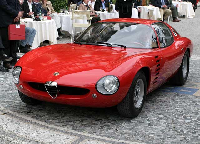 Alfa Romeo TZ CANGURO