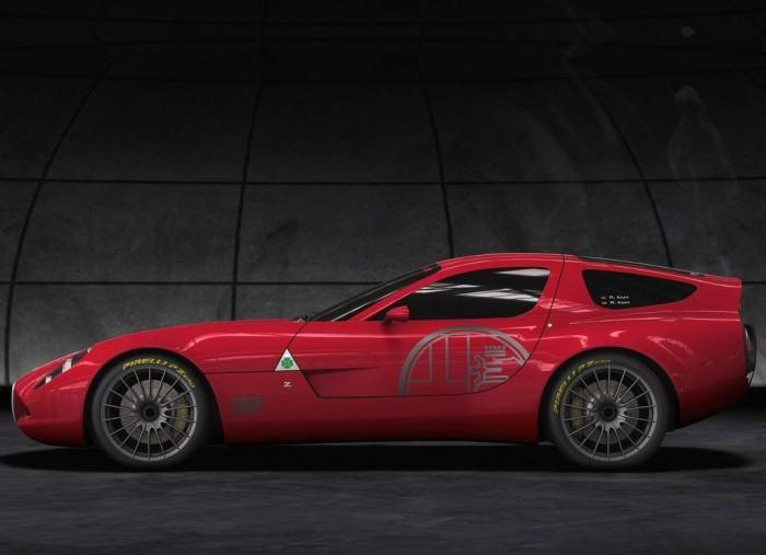 Alfa Romeo-TZ3 Corsa 2010
