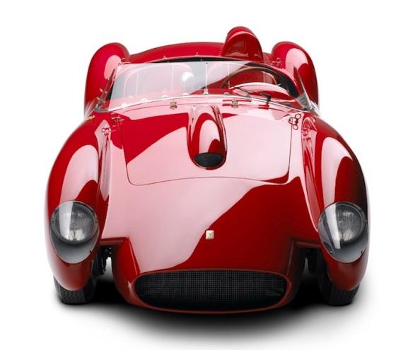 Ferrari 250 TestaRossa 1958