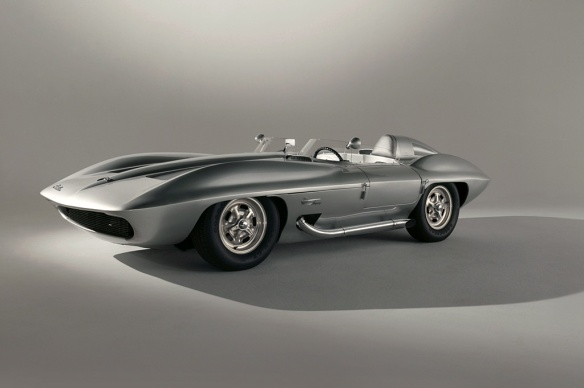 1959 Chevrolet Corvette Stingray Concept