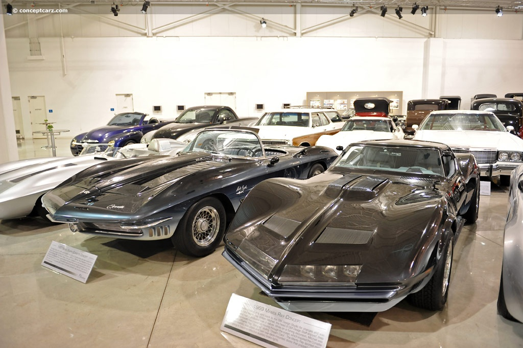 Manta Ray Car 69 Manta Ray Concept