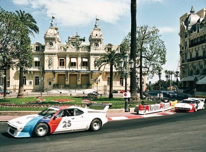 BMW M1 Monte Carlo