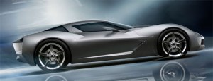 2009 Corvette Stingray Concept