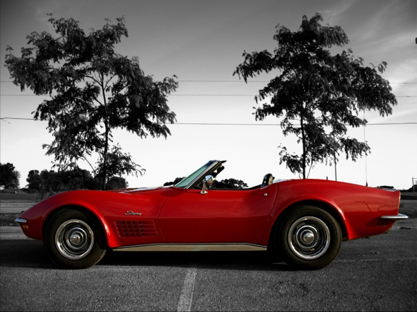 corvette stingray convertible