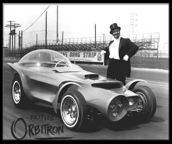 1964 Ed Roth - Orbitron