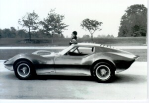 1965 Corvette Mako Shark II