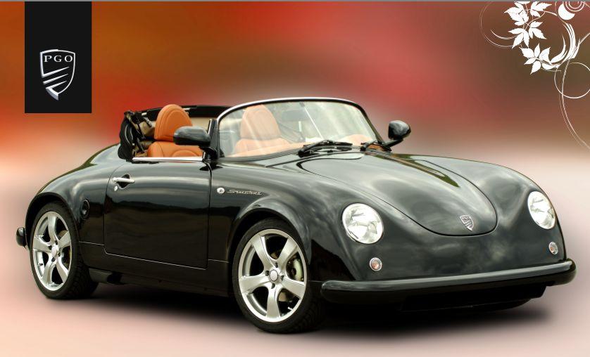 2000 Porsche Speedster Ii De Pgo Basado En El 356
