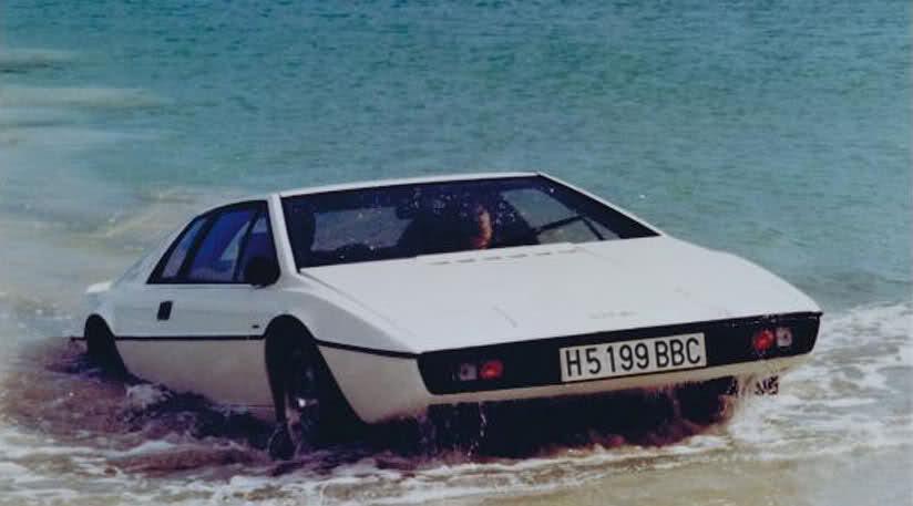 Lotus Esprit 007