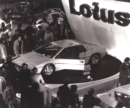 Lotus Esprit 1975