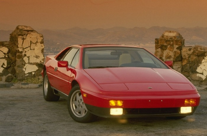Lotus Esprit X180 Federal 1987