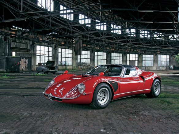 Alfa Romeo 33 Stradale 10