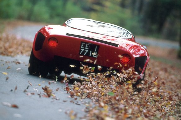 Alfa Romeo 33 Stradale 11