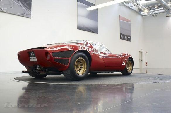 Alfa Romeo 33 Stradale 16