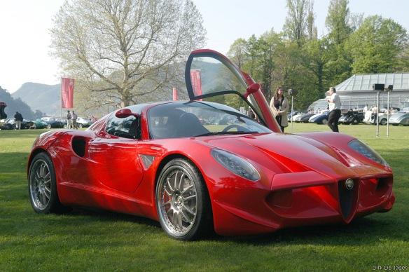 Alfa Romeo Diva Concept 5