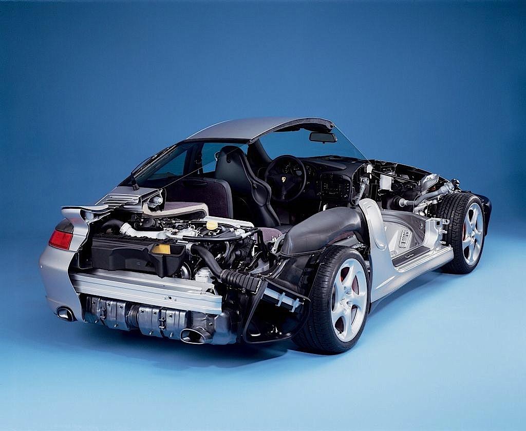 porsche 911 turbo 996 coches clasicos de hoy. Black Bedroom Furniture Sets. Home Design Ideas