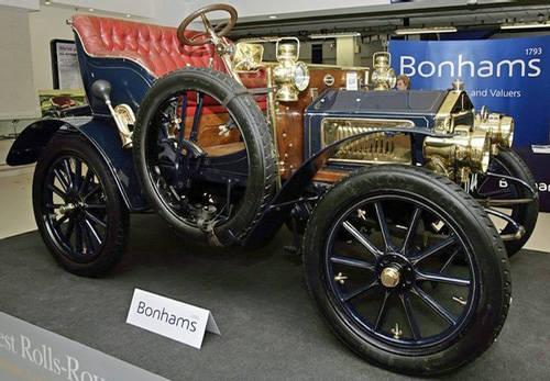 1904 Rolls-Royce 10hp 7,25$