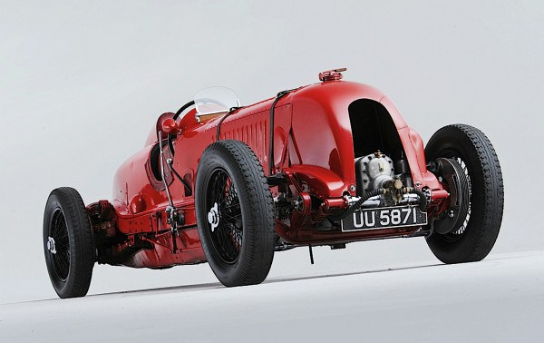 1929 Bentley 4.5 Litros 'Blower' de Sir Henry 'Tim' Birkin 7900000$ 2012