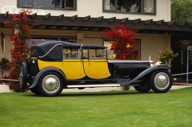 Custom 1931 Bugatti La Royale Type 41 Berline de Voyage