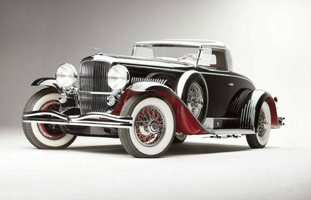 1931 Duesenberg Model J Coupe – $9,4  2011