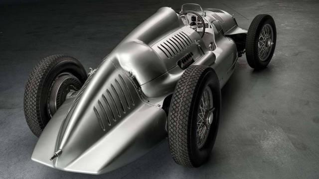 1939 Auto Union D-Type R