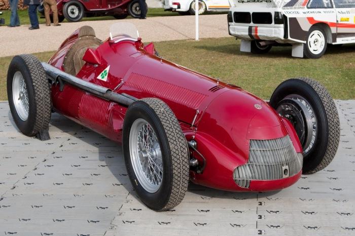 1950 Alfa Romeo 158 Alfetta