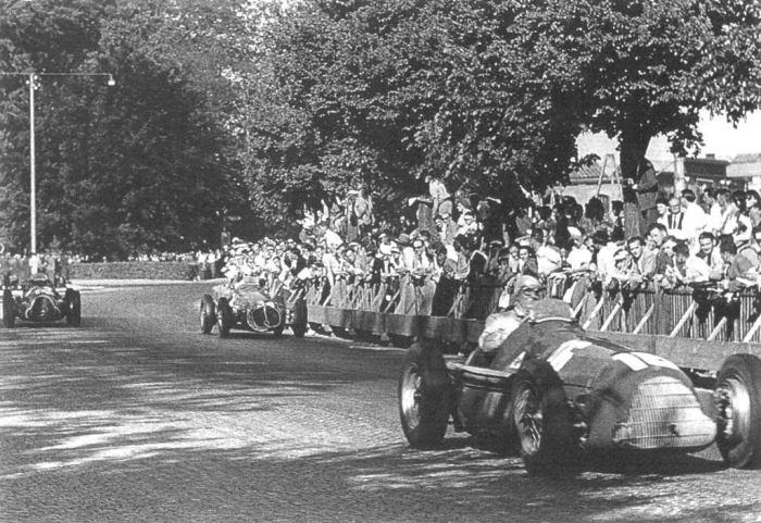 1950 GP Suiza - Giuseppe Farina