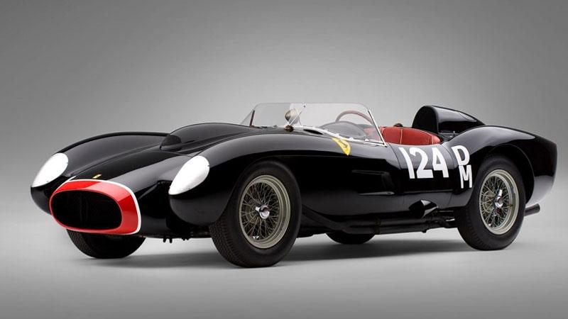 1957 Ferrari 250 Testa Rossa de 1957 12200000$