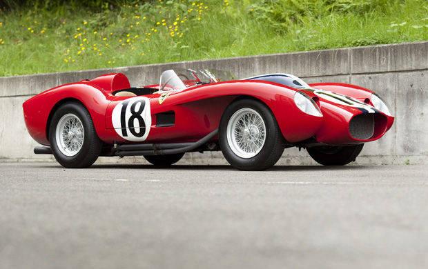 1957 Ferrari 250 Testa Rossa – $16.4 million 2