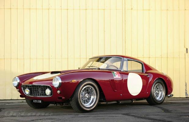 1959 Ferrari 250 LWB California Spider Competizione 7,2$ 2010 #1603 GT