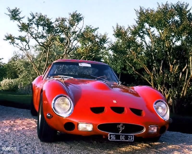 1962 Ferrari 250 GTO #5095GT