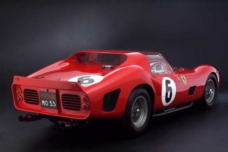 1962 Ferrari 330 TRI LM de 1962