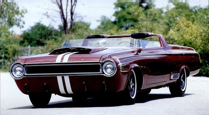 1964 Dodge Hemi Charger Concept