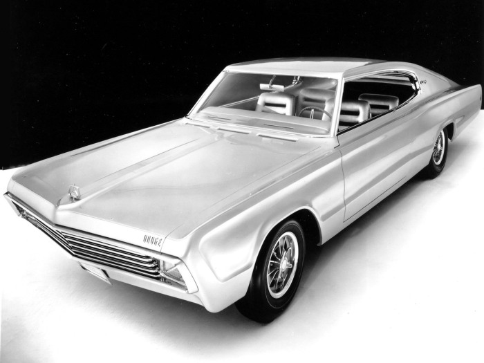 1965 Dodge Charger Concept II