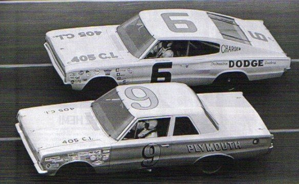 1966 Nascar - Larry Frank David Pearson