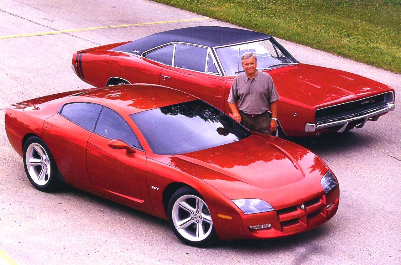 1999 charger concept car