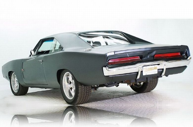 "2013 Dodge Charger Se >> 1970 Dodge Charger R/T from ""Fast and Furious"" 