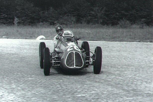 1952 GP Italia Monza (Jose-Froilan Gonzales, Maserati A6GCM)