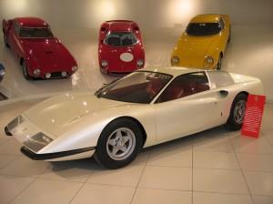 1968 Ferrari 250 P6