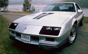 Chevrolet Camaro hasta hoy (3ª Generación 1982-1992 ...