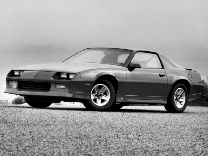 Chevrolet Camaro RS '1989
