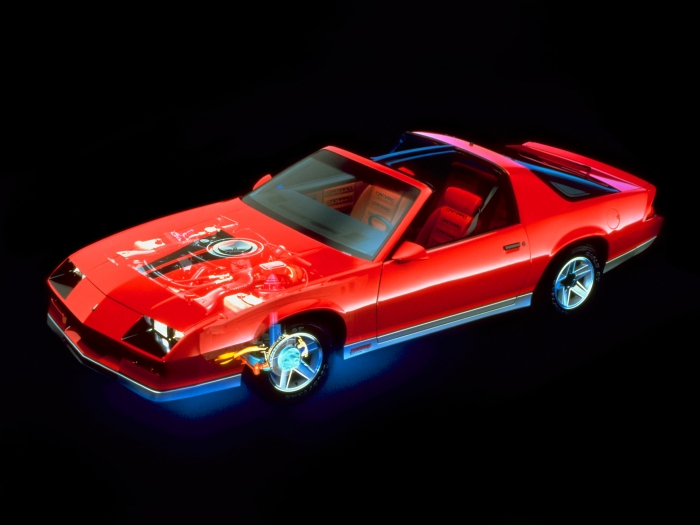Chevrolet Camaro Z28 T-Top '1982–84