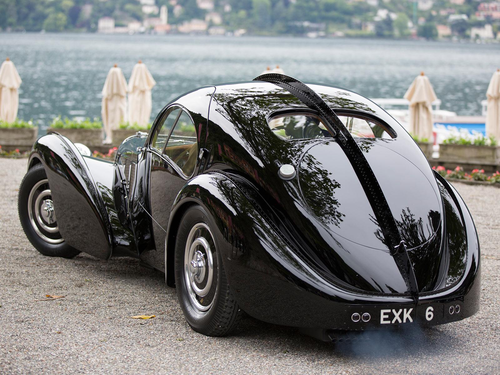 Bugatti Sc Atlantic At The Concorso Deleganza Villa Deste on 1938 Alfa Romeo 8c 2900b