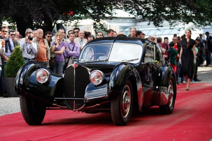 1938 Bugatti 57SC Atlantic