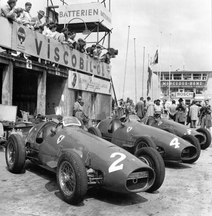 1953 GP Alemania Ferrari 500 F2