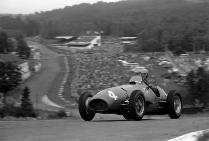 1953 GP Belgica Ascari Ferrari-500-F2